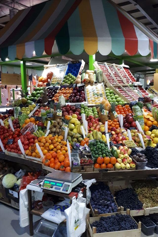 фруктовые точки фото предание
